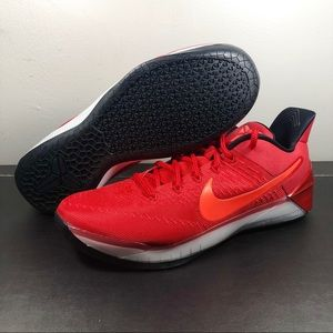 New Nike Kobe AD University Red Basketball Shoes